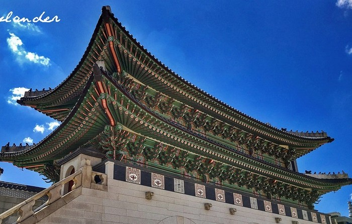 A Day at Seoul, Korea's Gyeongbokgung Palace