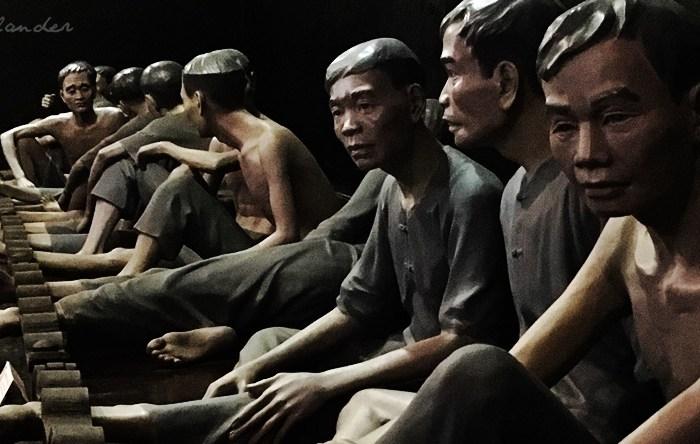 """Hoa Lo Prison: Visiting Vietnam's Infamous """"Hanoi Hilton"""""""
