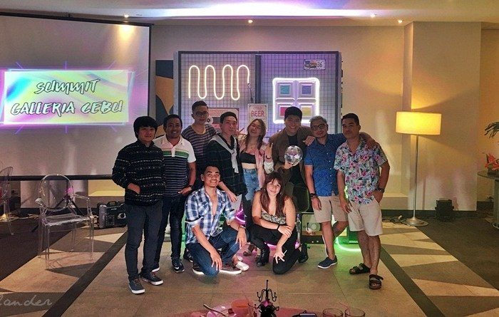 Cebu Bloggers' Night: A Break from the Usual