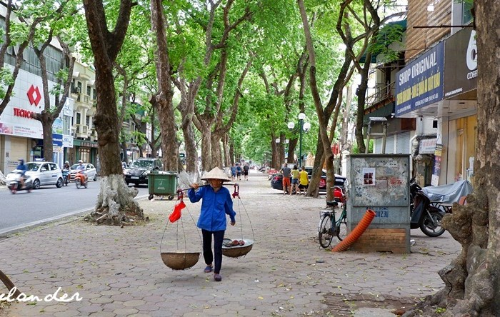 Hanoi, Vietnam on Foot: Journey Through the Streets of the Vietnamese Capital