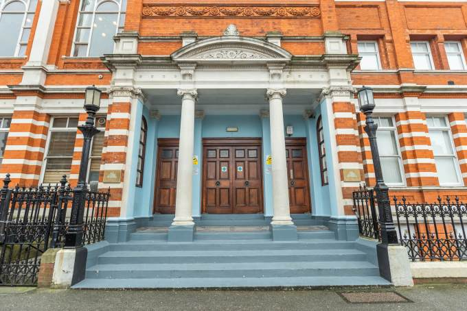 Leyton Great Hall