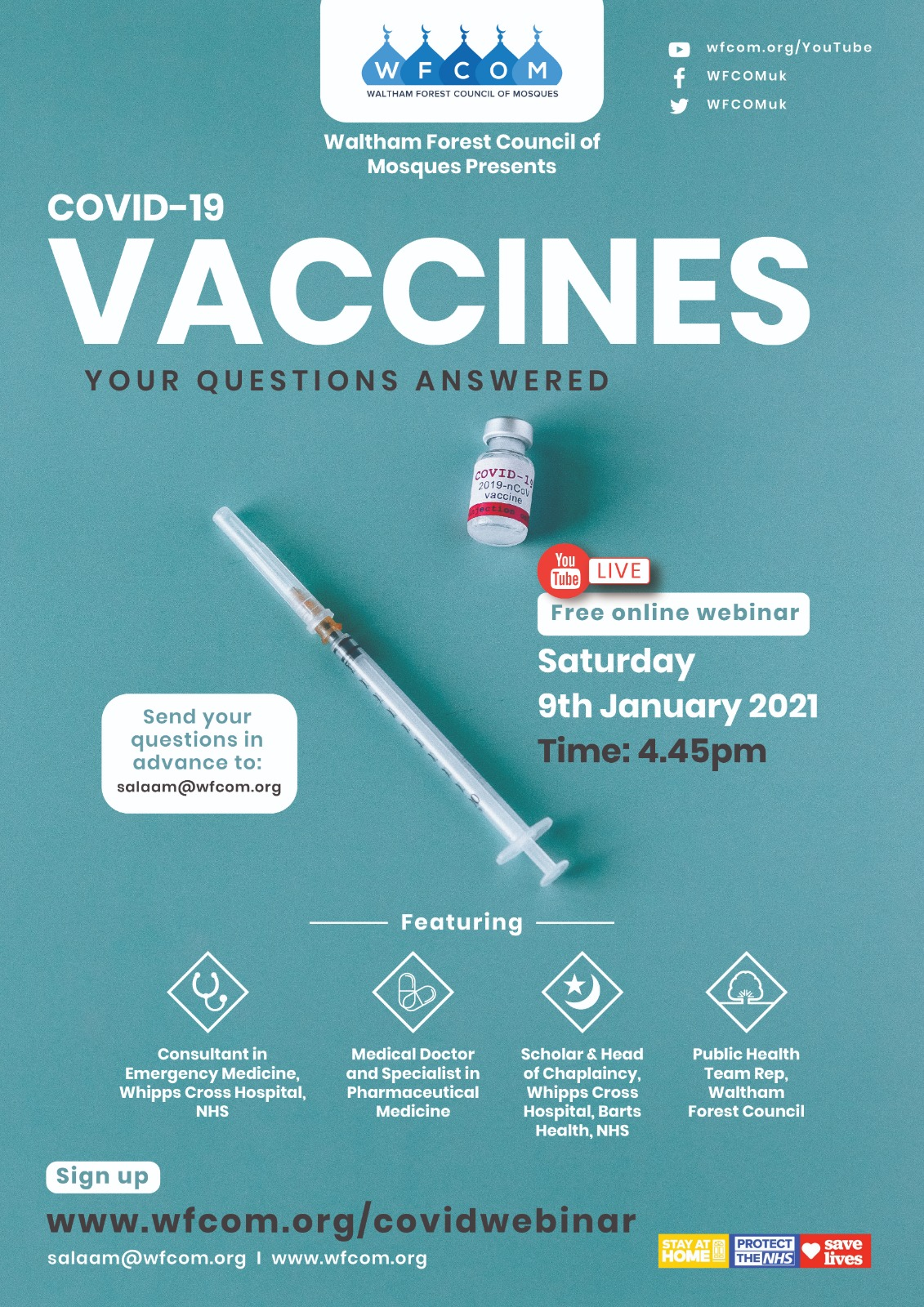 Covid-19 Vaccines: Your Questions Answered