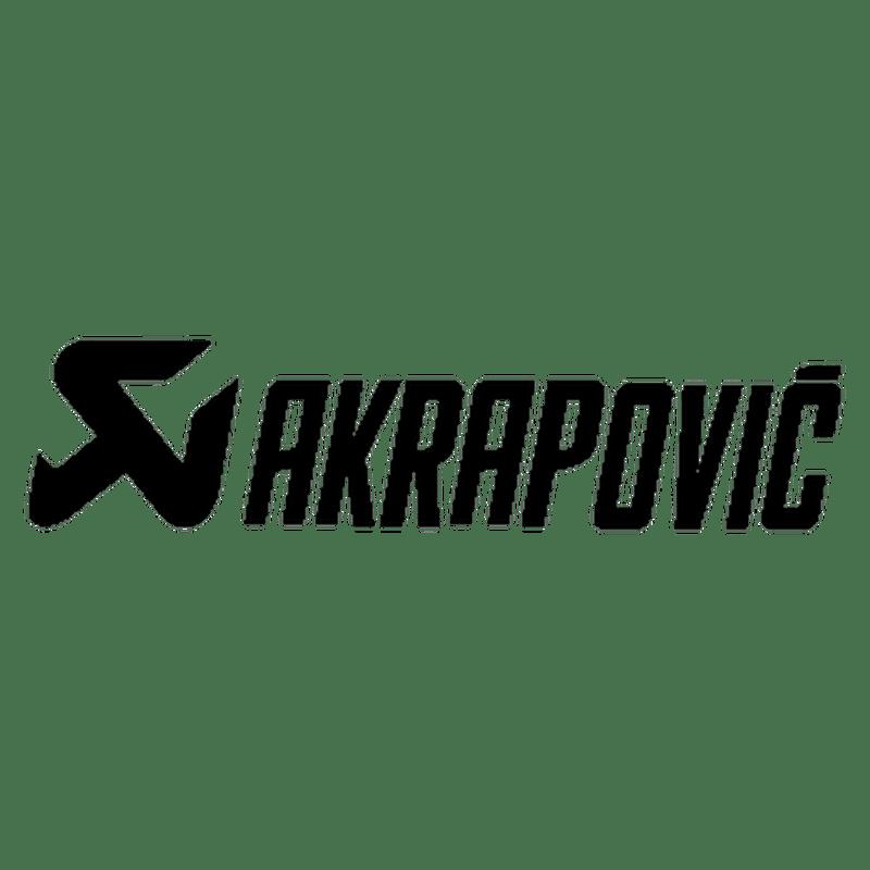 Akrapovic Logo Decal