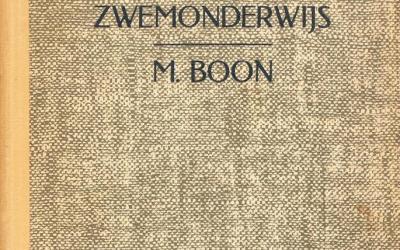 Het zwemonderwijs – M. Boon (1942)