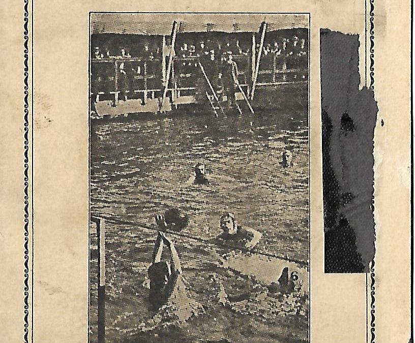 Diploma – Noord Nederlandsche Zwembond (1925)