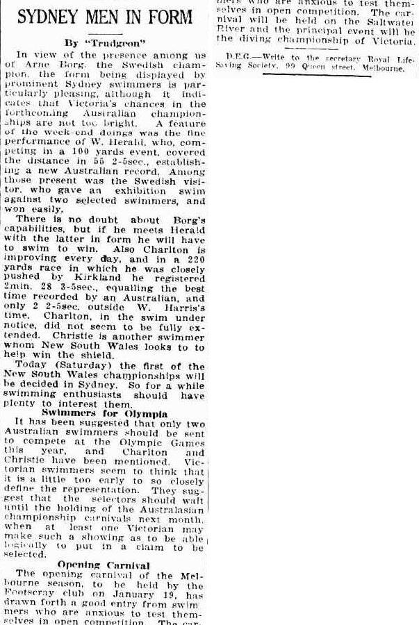 http://trove.nla.gov.au/newspaper/article/223861715?searchTerm=Arne%20Borg%20Trudgeon&searchLimits=exactPhrase|||anyWords|||notWords|||requestHandler|||dateFrom=1924-01-01|||dateTo=1924-02-01|||sortby#