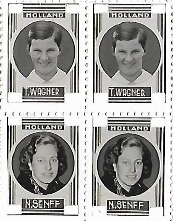 Fotozegels verzamelen: razend populair in de jaren '30