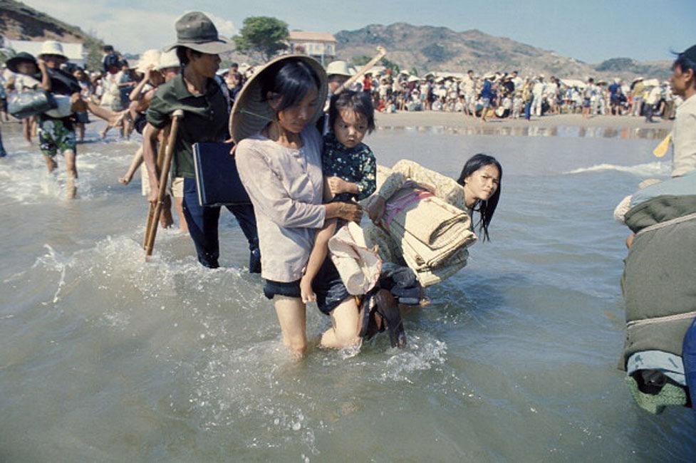 La chute de Saïgon, 1975