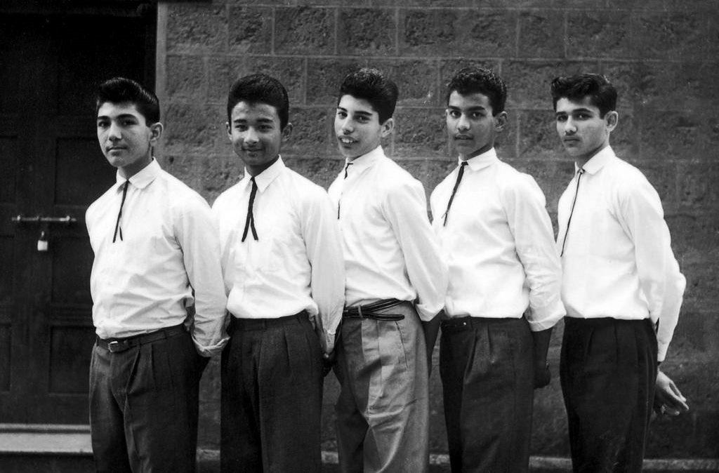 Freddie Mercury and the Hectics 1958, Circa