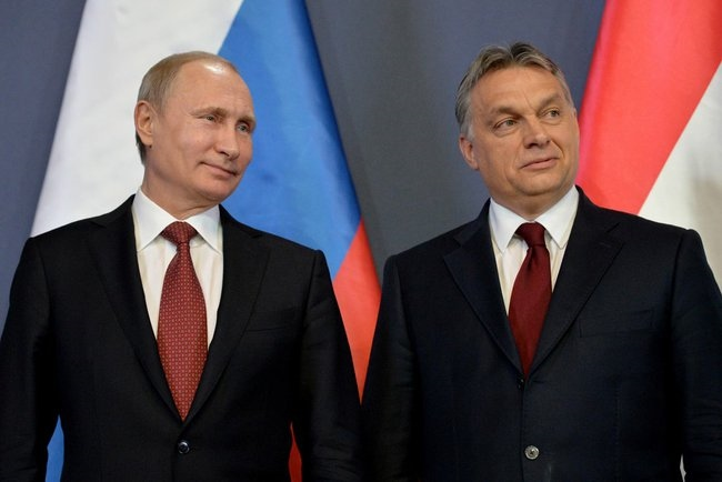 Victor Orban le Poutine hongrois