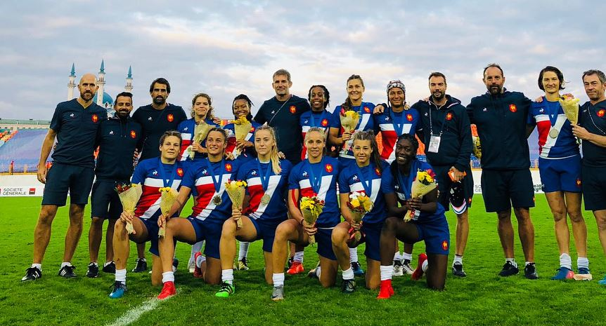 equipe de france rugby feminin