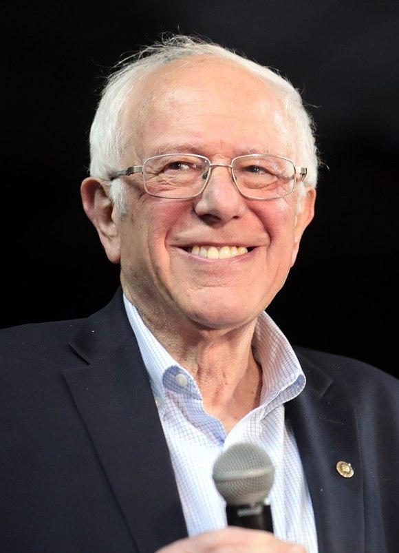 Sanders in 2020