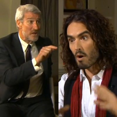 Jeremy Paxman / Russell Brand