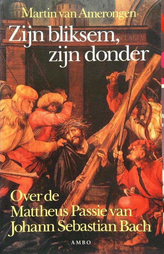 bol.com | Zijn bliksem zijn donder, Martin van Amerongen ...