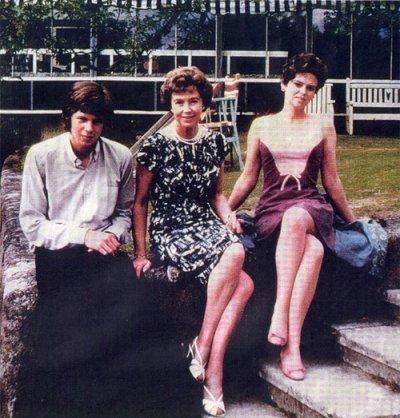 Nick, Molly en Gabrielle