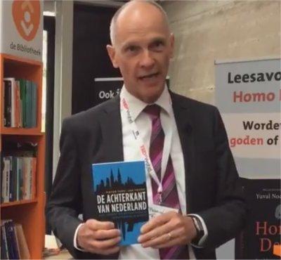 Burgemeester Marcel Fränzel van Meierijstad over zijn boek