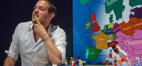 De Man door Europa - Het Zuidelijk Toneel / Stichting Nieuwe ...