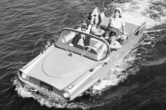 Amphicar (1961-1968) | Auto55.be | Retro