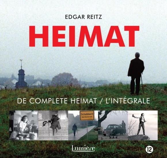 HEIMAT (de complete Heimat, incl. die Andere Heimat – 23 DVD BOX ...