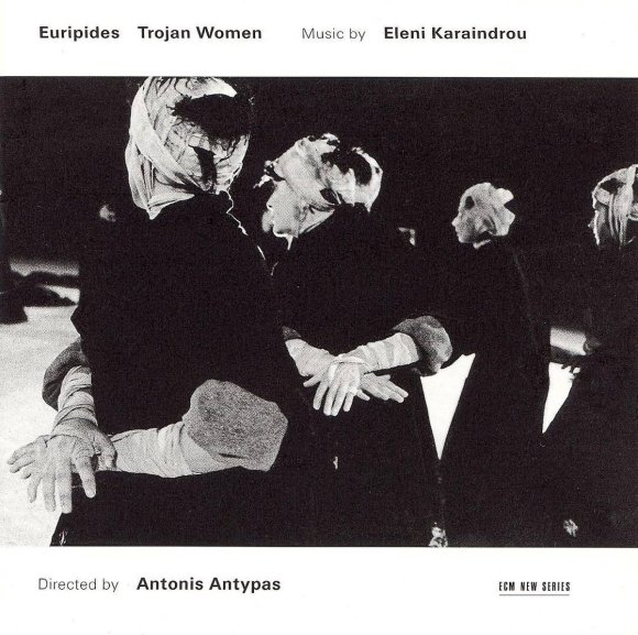 bol.com | Karaindrou: Trojan Women, various artists | CD (album ...