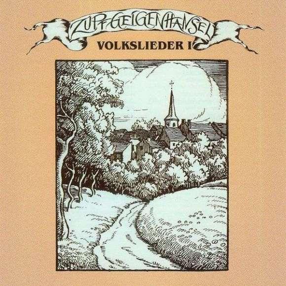 Zupfgeigenhansel: Volkslieder I, CD