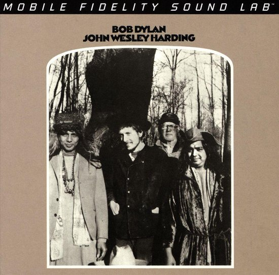 bol.com | John Wesley Harding, Bob Dylan | CD (album) | Muziek