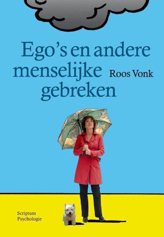 bol.com | Ego's en andere menselijke gebreken (ebook), Roos Vonk |  9789055948192 | Boeken