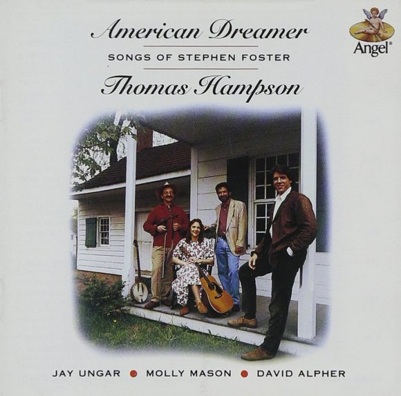 Thomas Hampson, Stephen Foster, Jay Ungar, Molly Mason, David Alpher,  Garrison Keillor - American Dreamer: Songs of Stephen Foster - Amazon.com  Music