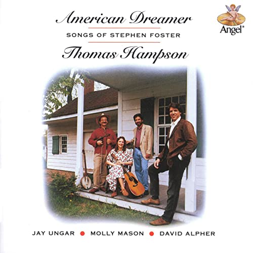 American Dreamer: Songs Of Stephen Foster by Thomas Hampson on Amazon Music  - Amazon.co.uk