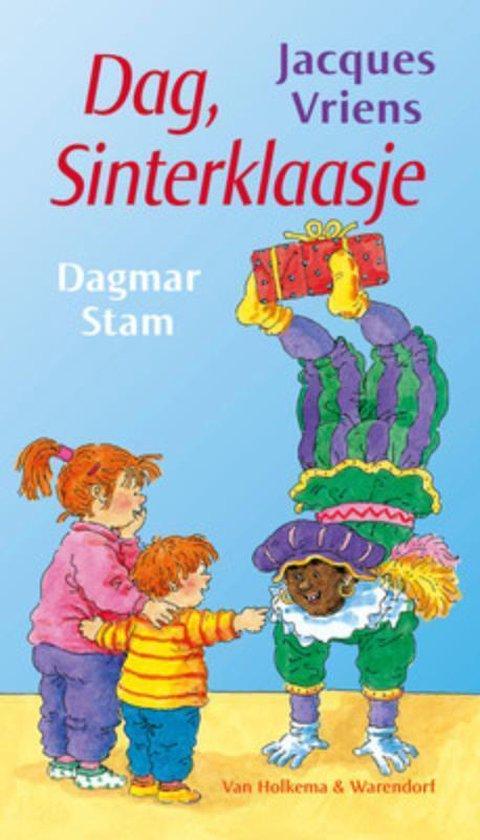bol.com | Dag, Sinterklaas/ O, dennenboom, Jacques Vriens | 9789047511960 |  Boeken
