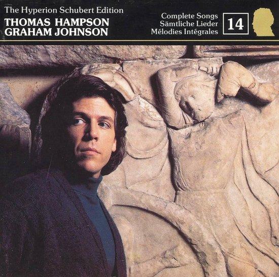 bol.com | The Hyperion Schubert Edition - Complete Songs Vol 14, Graham Joh Thomas  Hampson...