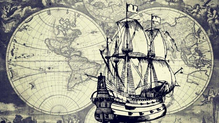 Enam Negara Penjajah Selama Tiga Setengah Abad