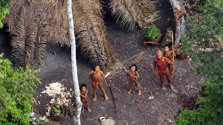 Keberadaan Suku Mante