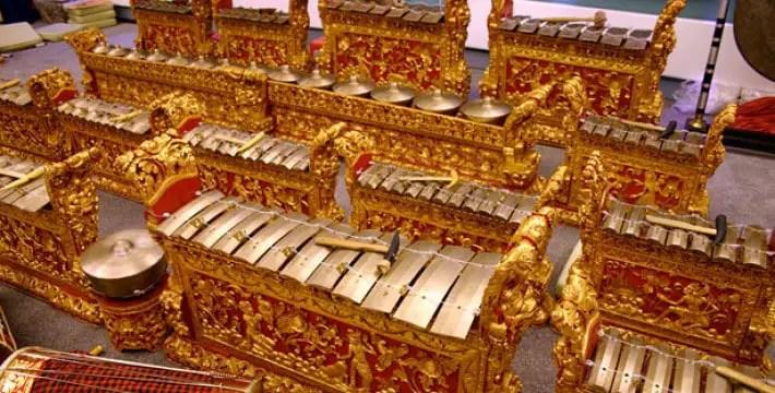Macam Macam Alat Musik Bali