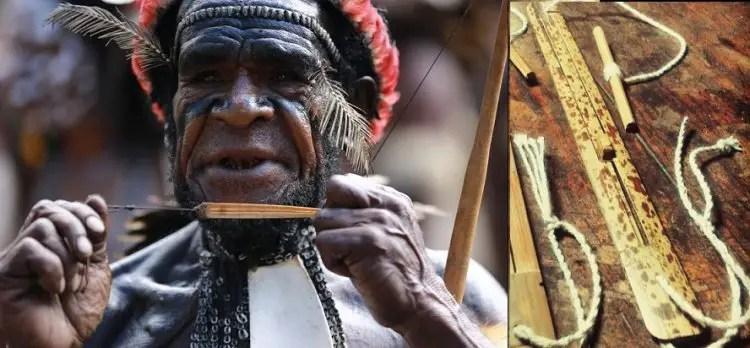 Mitos Alat Musik Dari Papua
