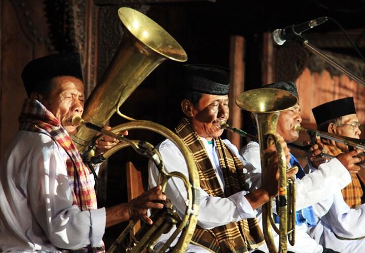 Musik Khas Betawi