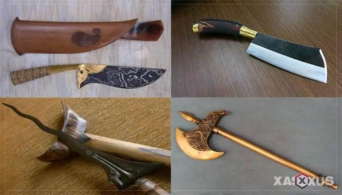 Perkembangan Senjata Tradisional Bali