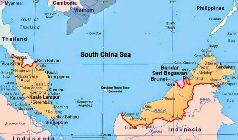 PetaMalaysia Lengkap