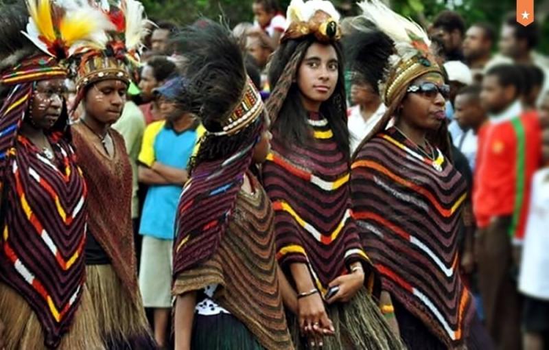 Suku Asmat Dari Papua