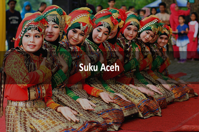 Suku Aceh