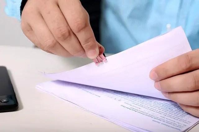 Ciri Ciri Surat Perjanjian Kesepakatan