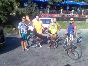 Велосипедисти од Бугарија, Че кон Прилеп