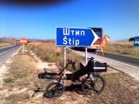 Штип- That way!