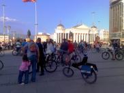 Критична маса #12 Скопје