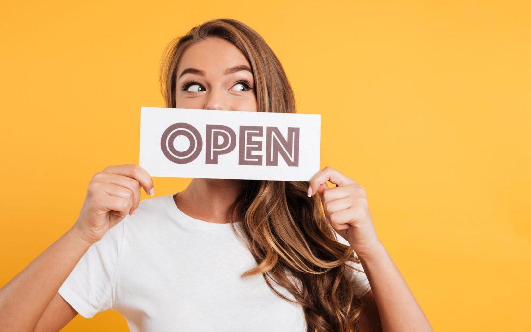 Liste des commerçants ouverts le 1er juin 2020