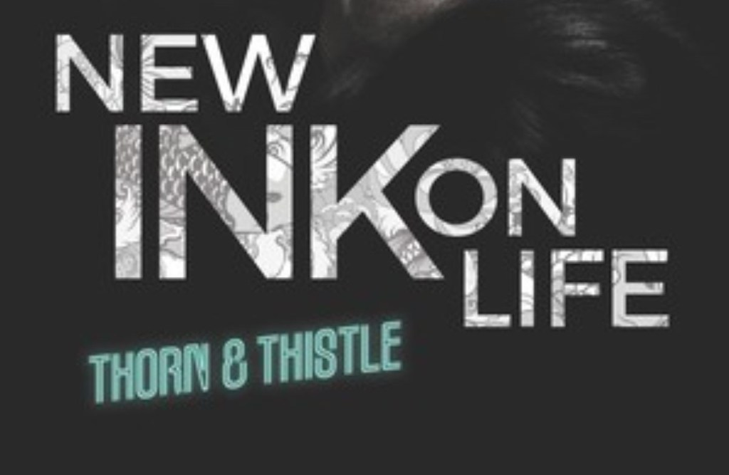 New ink of life by Jennie Davids