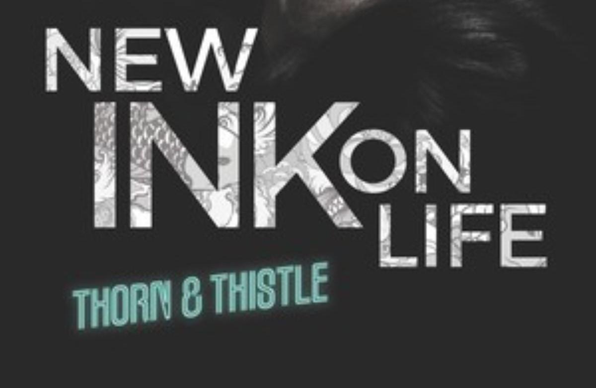 New ink of life by Jennie Davids