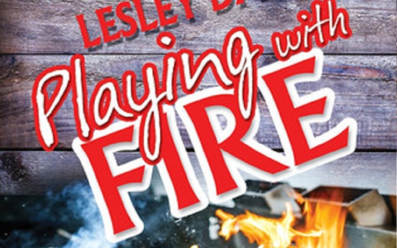 Review Of Playing With Fire By Lesley Davis