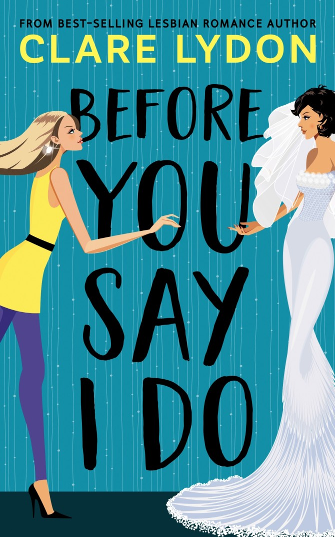 'Before you say I do' by Clare Lydon