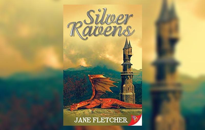 lesbian fantasy fiction books